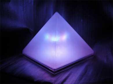 Pyramide van Licht
