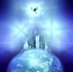 de zuiverste frequenties van God Licht;
