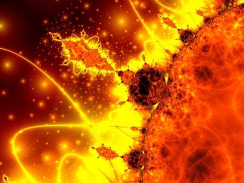 zonne-storm