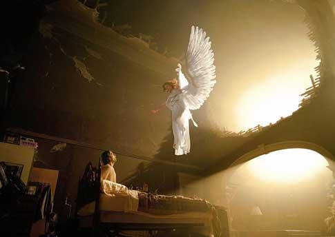Engel in actie