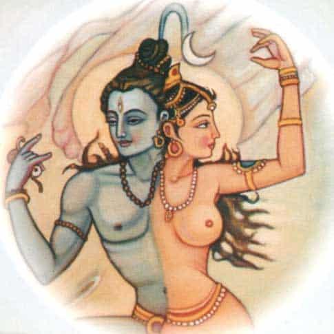 Shakti-Shiva