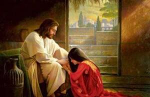 Jezus-vergeving
