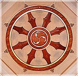 de weg van Dharma