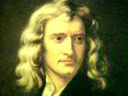 Isaäc Newton