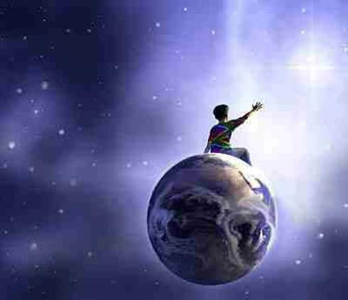 nieuwe tijdskind-aarde