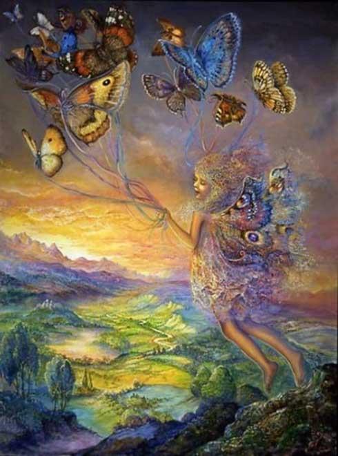 vlinder-kind