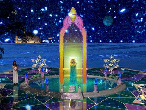 Kristallijnen Licht