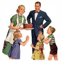 familie-jaren 50