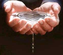 hart-water-handen