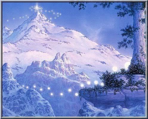 Berg Licht