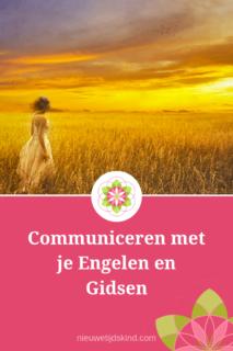 Communiceren Met Je Engelen En Gidsen Zo Doe Je Het