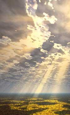 god's-light