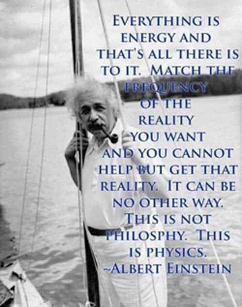 einstein-energy-realiteit