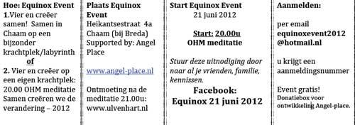 Equinox-Event