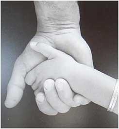 handje-in-hand