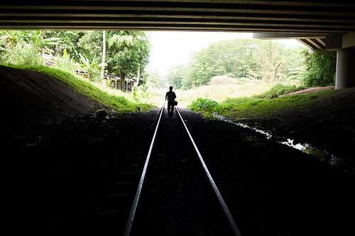 licht-tunnel