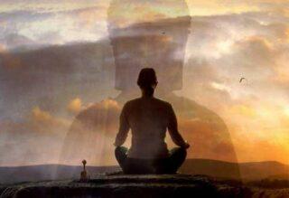 Afbeelding mediteren