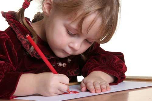 kind-tekent