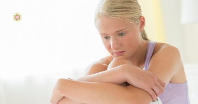 De gestresste hooggevoelige tiener