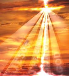 Jezus-in-Licht