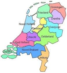 Rol van Nederland