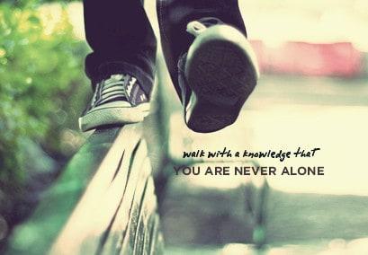 nooit-alleen