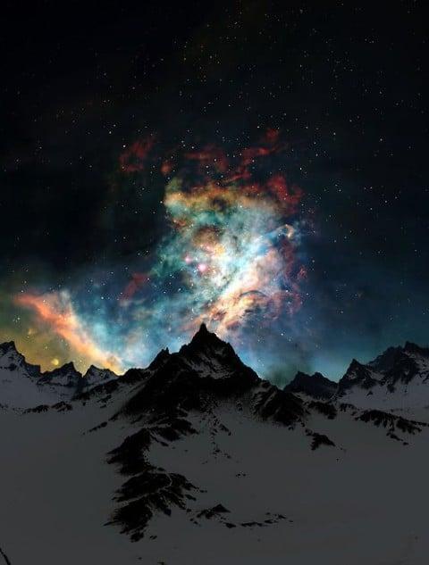 berg-kleuren