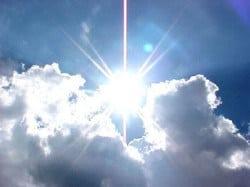 goddelijk licht