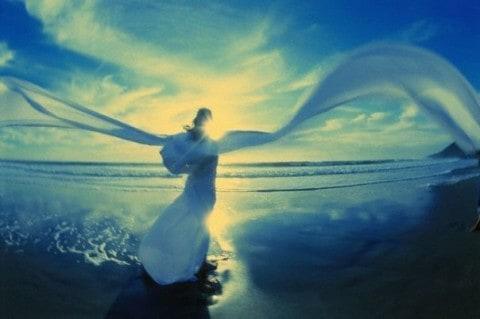 geïncarneerde engel