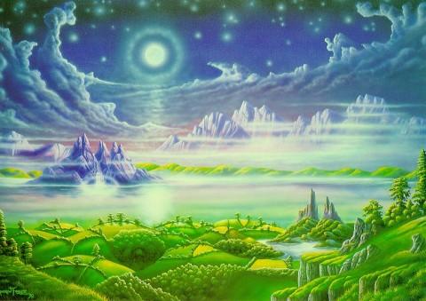 nieuwe hemel, nieuwe aarde