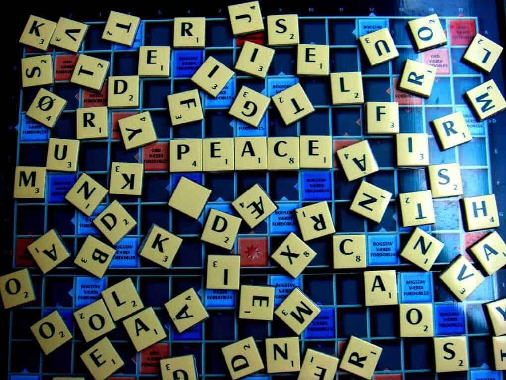 vrede-peace-bord