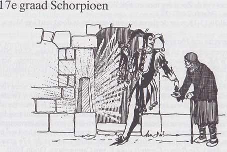 17e-graad-schorpioen
