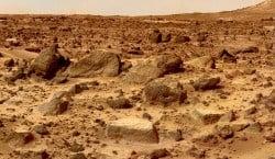 Mars-keien