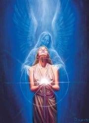 bescherm engel