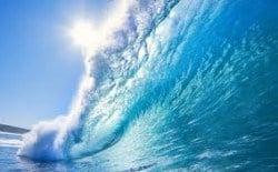 oceaan-golf