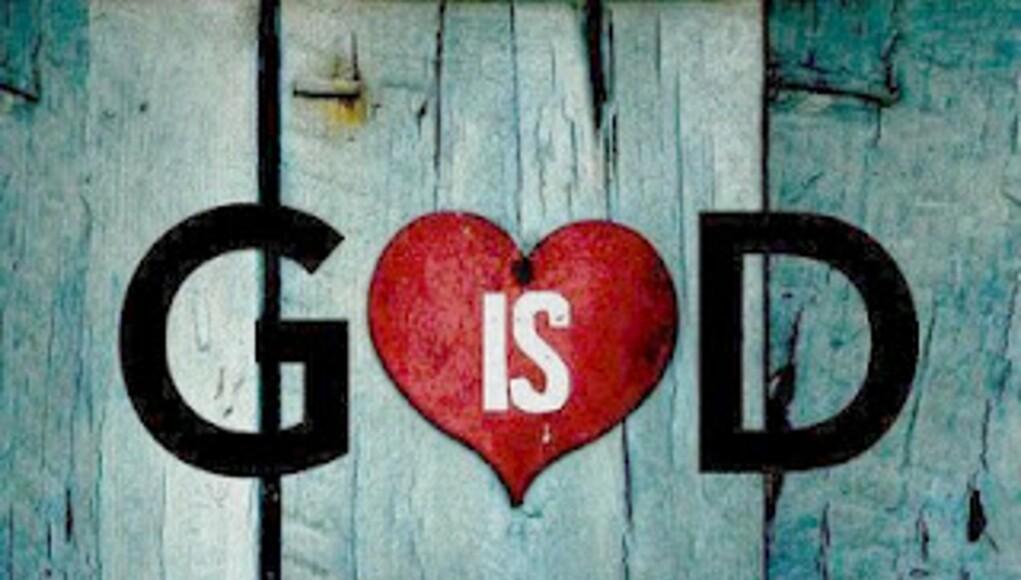 GOD Is 'LOVE' -