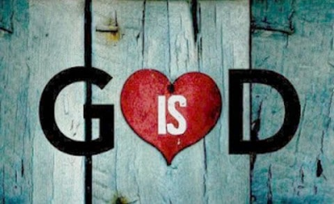 GOD Is 'LOVE' -
