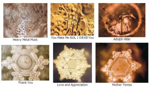 emoto kristallen