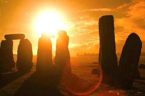 Stonehenge zonnewende