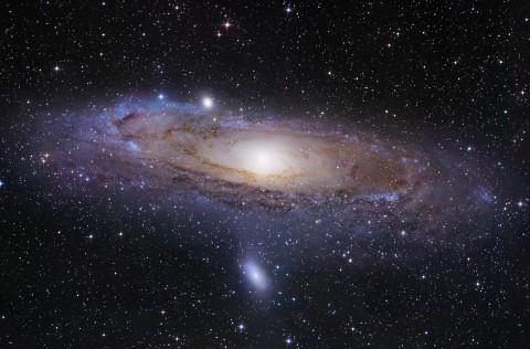 Dansen met het universum