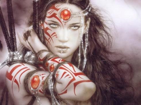Spiritual-warrior