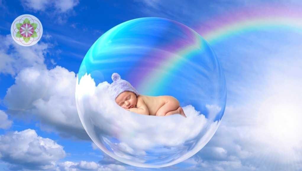 Regenboogkinderen- de 3e generatie kinderen