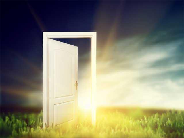 Deuren openen naar je Hogere Zelf