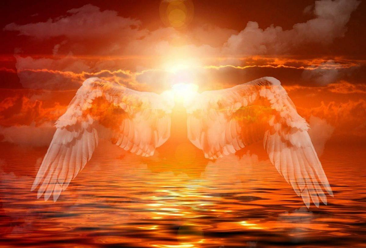 impressie engel