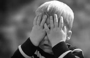 angstige hoogsensitieve kinderen