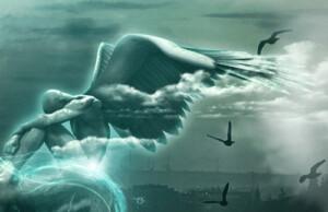 engelen en gidsen-engel-mens