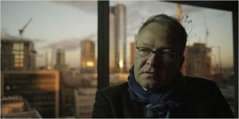 Oud-bankier Rainer Voss