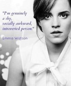verlegen-introvert