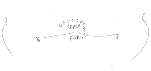 developingspaceplease