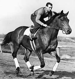 Seabiscuit was een beroemd racepaard uit de Verenigde Staten. Seabiscuit werd een van de grootste kampioenen ooit.